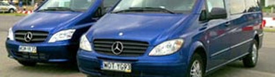 Our Mercedes Vito for Transfer, Tours Transport